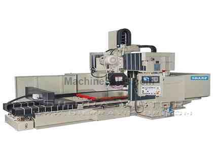"47"" x 65"" SHARP® Double Column Surface Grinder"