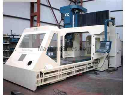 Nicolas Correa 5-Axis Double Column CNC Machining Center