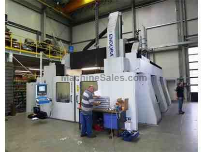 Fooke Endura 905 Linear, X-197, Y-118, Z-59, 5-AXIS, Very Fast!!! 2005/2010