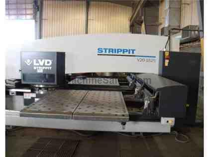 "STRIPPIT/LVD V20-1525,22 TON,60""X96""-SHEET,34-STN,4-AUTO-INDEX,FA"