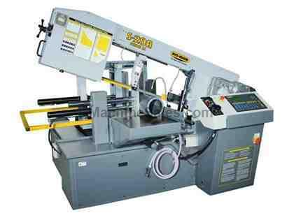 Hyd-Mech S-20A Automatic Scissor Style Band Saw
