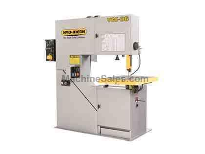 Hyd-Mech VCS36-VFD Vertical Column Contour Band Saw