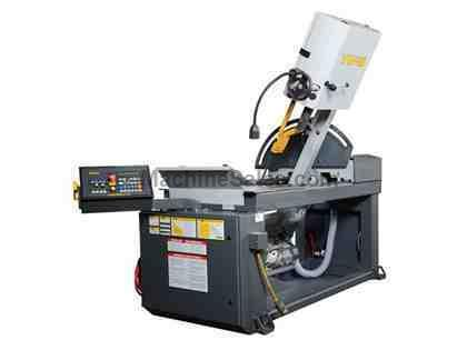 Hyd-Mech VW-18 Semi-Automatic Vertical Band Saw