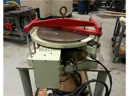 Block-Head 10R-15 Air Bearing Spindle/Rotary Table