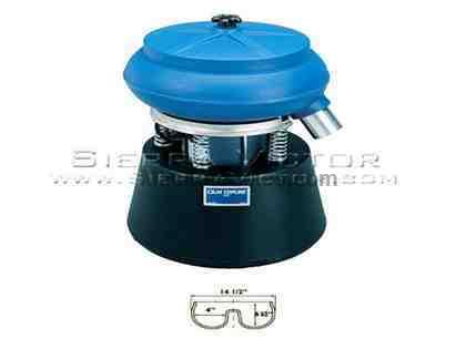1/4 cu. ft. C&M TOPLINE® Bench Top Vibratory Bowl