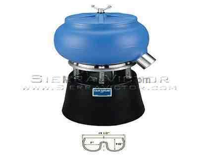 3/4 cu. ft. C&M TOPLINE® Bench Top Vibratory Bowl