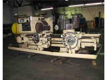 Used Warner & Swasey M-3500 3A Square Head Saddle Type Turret Lathe