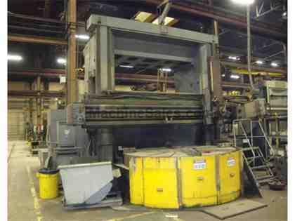 "Summit 120"" Vertical Turret Lathe"