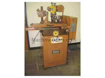 Duap Ag Ball Roller Tool and Cutter Grinder
