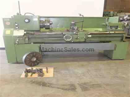 "19"" x 54"" Leblond Regal "" Servo Shift"" Inch/ Metric Engine Lathe"