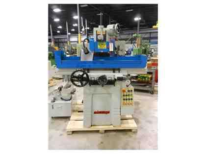 "2000 Vectrax JL-3A818 Automatic Surface Grinder, 8"" x 18"""