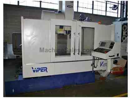 MIGHTY VIPER #VMC1270A VERTICAL MACHINING CENTER