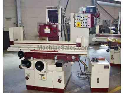 "12"" x 24"" CHEVALIER AUTOMATIC HYDRAULIC SURFACE GRINDER, MODEL FS"