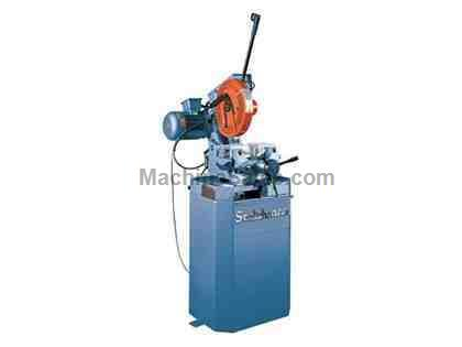 "14"" Blade Dia 5hp HP Scotchman CPO 350 NF Manual *Made in the USA* COLD SAW, non-ferrous; 3,000 rpm; 3-phase electrics"