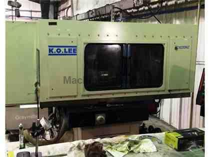 "10"" Swing 20"" Centers K.O. Lee C1020ND CNC OD GRINDER, NUM 760 CNC updated in 2012, Enclosure,"