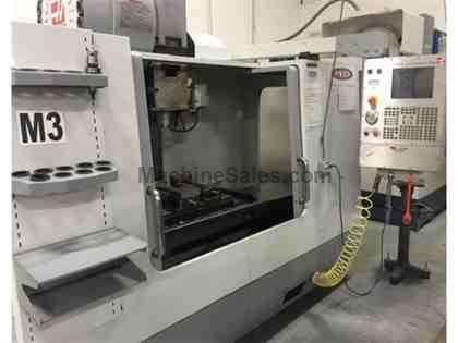 "40"" X Axis 20"" Y Axis Haas VF3SS VERTICAL MACHINING CENTER, Haas Control.12,000rpm,24 atc Cat 40, Probe"