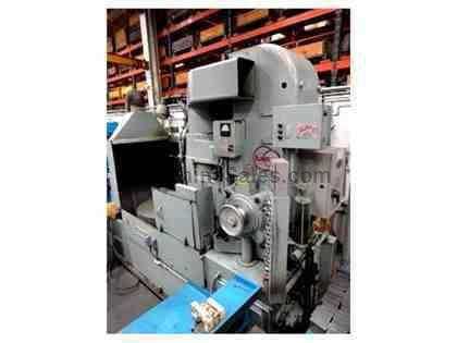 "36"" Chuck 30HP Spindle Blanchard 20CK36 ROTARY SURFACE GRINDER, 24"" VERT., WET BASE WITH SLUDGE CONVEYOR"