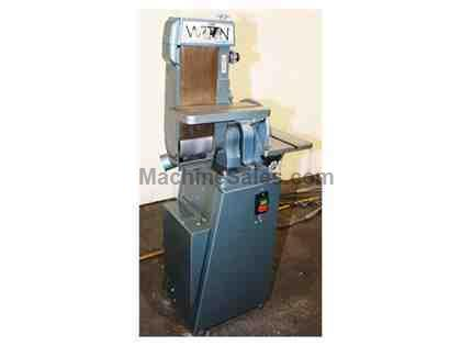 "6"" Width Wilton BELT GRINDER, COMBINATION DISC & BELT GRINDER,"