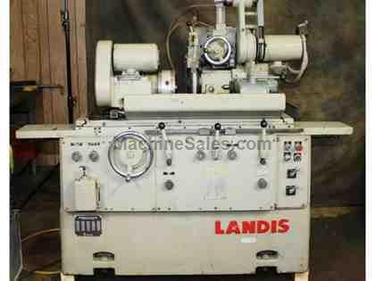 "10"" Swing 20"" Centers Landis 1R OD GRINDER, SWING DOWN ID., HYD. TABLE, AUTO INFEED, PLUNGE,"