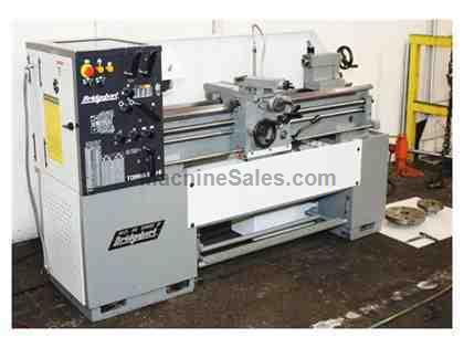 "13"" Swing 40"" Centers Bridgeport-Romi TORMAX 13-5 ENGINE LATHE, Inch/Metric, 3-Jaw, Faceplate, Dogplate, 5 HP"