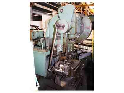 "32 Ton 2"" Stroke Minster B1-32 OBI PRESS, High Speed - Air Clutch"
