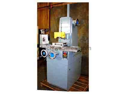 "6"" Width 12"" Length Brown & Sharpe 612 VALUMASTER SURFACE GRINDER, ROLLER BEARING TABLE, PMC, 2 H.P. SPINDLE"
