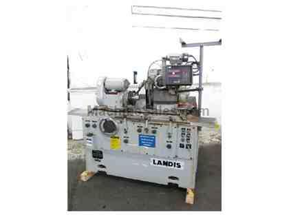"10"" Swing 20"" Centers Landis 1R OD GRINDER, SWING DOWN I.D., HYD. TABLE, AUTO INFEED, PLUNGE,"