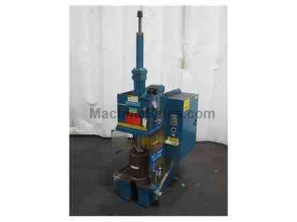 "6 Ton 12"" Stroke Denison MP-6TR HYDRAULIC PRESS"