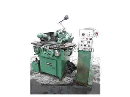 "5"" Swing 12"" Centers Myford MG-12 HPM OD GRINDER, HYD. TABLE, AUTO INFEED, PLUNGE, RAPID, SPARKOUT"