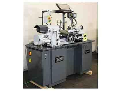 "11"" Swing 18"" Centers H. H. Roberts CYCLEMATIC CTL-618EM PRECISION ENGINE LATHE,"