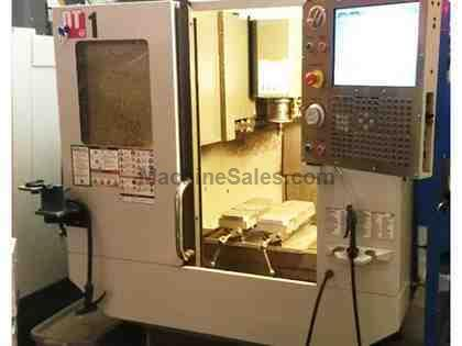 "20"" X Axis 16"" Y Axis Haas DT1 VERTICAL MACHINING CENTER, 15,000rpm, BT30, 20 AT"