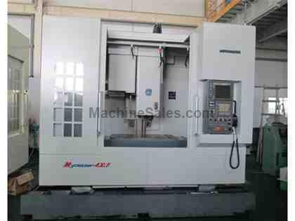 KITAMURA, 4XIF, CNC VERTICAL MACHINING CENTER NEW: 2004