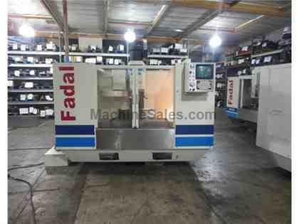 2012 FADAL 4020HT 4020 HI TORQ 10KRPM CNC VERTICAL MILL MACHINING CENTER