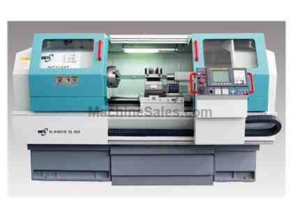 NEW DALIAN CNC FLAT-BED LATHE MODEL CKE6150Z/1500