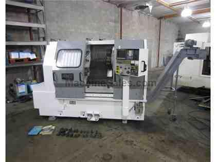1994 FEMCO CNC LATHE WNCL-20/60 TURNING CENTER