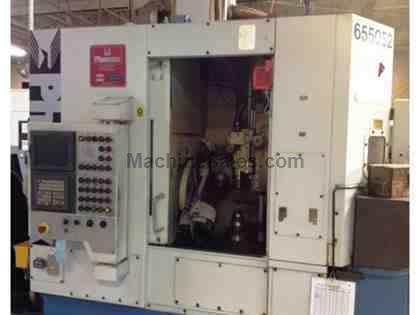 "Gleason,Phoenix 125,.25""-5""Max Dia.,Hob Lengths to 8.5"",GE Fanuc 160i-M,2002(2)"