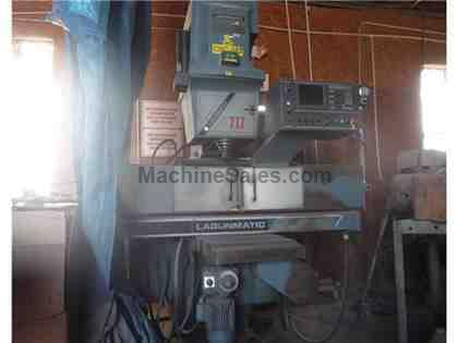 717 Lagunmatic Milling Machine CNC must sell!!!