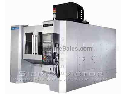 "23"" x 31"" x 19"" SHARP® 5-Axis Vertical Machining Center"