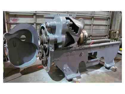"4"" Landis TGB Style Single Spindle Pipe and Bolt Threading Machine"