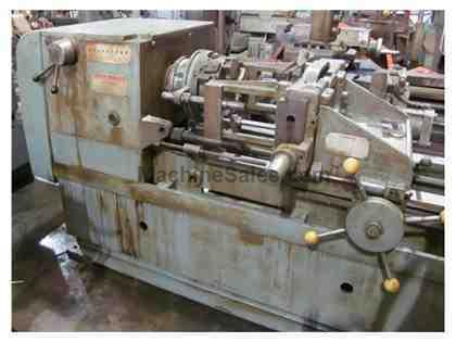 "2 1/2"" Single Spindle Landis Maiden pipe Threading Machine"
