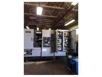 MORI SEIKI NH-5000/50 CNC HORIZONTAL MACHINING CENTER 2003