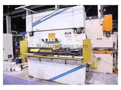 WYSONG THS140-96 HYDRAULIC PRESS BRAKE