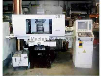"CHEVALIER 8"" x 18"" Smart-H818 CNC Surface Grinder"