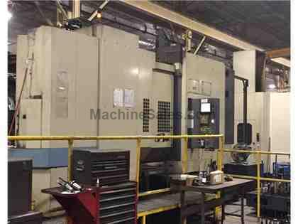 2001 OKK HMC 100S MACHINING CENTER