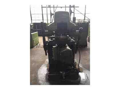 MODEL 74 CROSS GEAR TOOTH CHAMFERING MACHINE