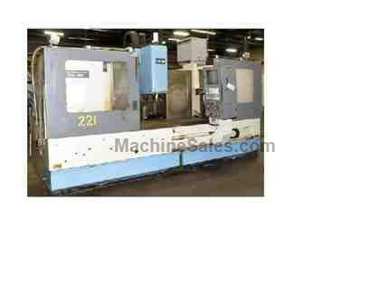 MODEL VTC20C MAZAK CNC VERTICAL MACHINING CENTER 1997