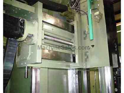 "48"" Used Summit CNC Vertical Boring Mill"