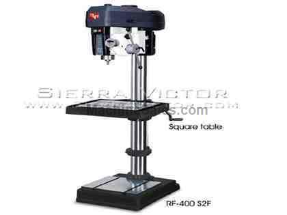 "22"" x 19.5"" RONG FU® Mill / Drill Machine with Square Table"