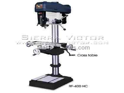 "23"" x 7.5"" RONG FU® Mill/Drill w/Cross Table & Spindle P"