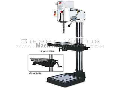 "27.6"" RONG FU® Drilling Machine with Square Table"